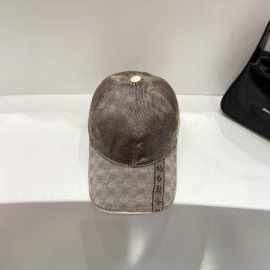 Mũ nam Louis Vuitton họa tiết caro MLV01