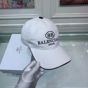 Mũ nam Balenciaga họa tiết logo chữ MBL05