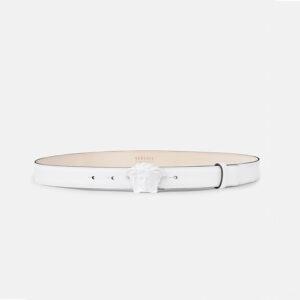 Thắt lưng nam Versace Like au logo trắng TVS27