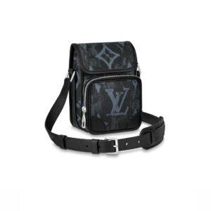 Túi đeo chéo nam LV Nano Amazon Bag TDLV24