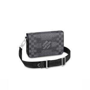 Túi đeo chéo LV Studio Messenger Bag TDLV20