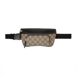 Túi đeo ngang Gucci siêu cấp GG Supreme Belt Bag TDG12
