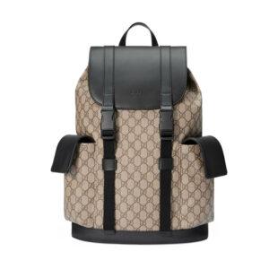 Ba Lô Gucci Soft GG Supreme Backpack BLG03