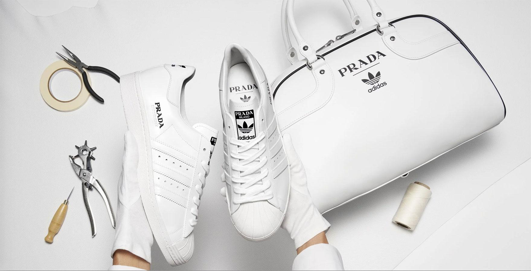 Giày Prada giúp thương hiệu trở thành ông lớn của ngành thời trang