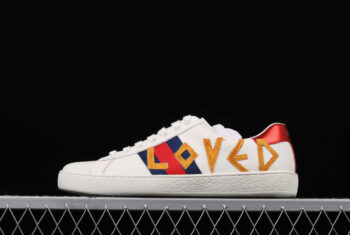 Giày thể thao Gucci Ace Embroidered Sneaker
