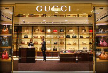 Thương hiệu thời trang cao cấp Gucci