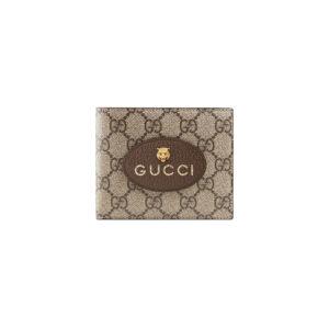 Ví Gucci siêu cấp Neo Vintage GG Supreme Wallet VNG11