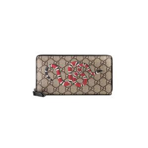 Ví Gucci siêu cấp Snake Long Wallet VNG05
