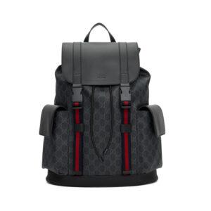 Ba Lô Gucci Supreme Tiger In Black BLG04