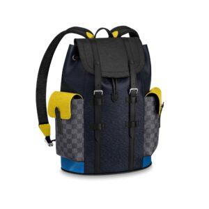Ba Lô Louis Vuitton siêu cấp Christopher Backpack BLV11