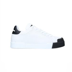 Giày D&G siêu cấp Contrasting-Toe Portofino Sneakers GDG10