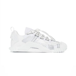 Giày Dolce & Gabbana NS1 Sneakers In White GDG01