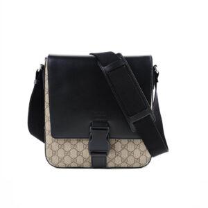 Túi Đeo Chéo Buckle Flap Messenger Bag Canvas TDG24