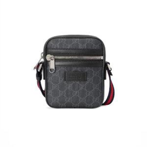 Túi đeo chéo Gucci GG Supreme Messenger Bag TDG16