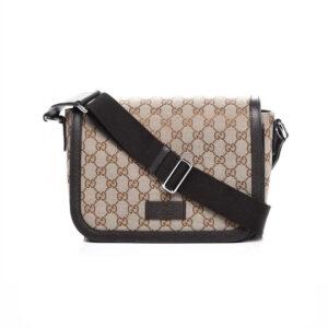 Túi đeo chéo Gucci Messenger Gg Supreme TDG15