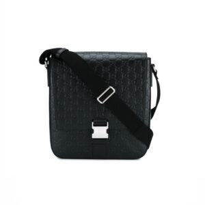 Túi Đeo Chéo Gucci siêu cấp Signature Black TDG21