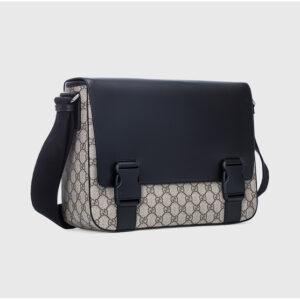 Túi đeo chéo Gucci siêu cấp GG Supreme Crossbody TDG14