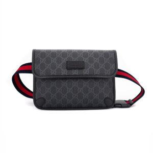 Túi Đeo Ngang Gucci GG Supreme Belt Bag TDG23