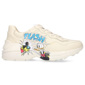 Giày Gucci Men's Disney x Donald Duck Rhyton Sneaker GNG01