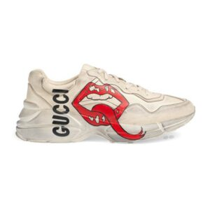 Giày Gucci Men's Rhyton Sneaker With Mouth GNG04