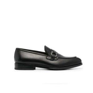 Giày lười Salvatore Ferragamo Slip on Leather Loafers GSF06